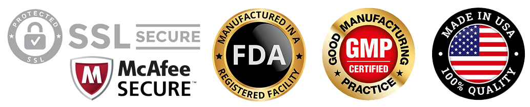 FDA Approved | GMP | Made In USA